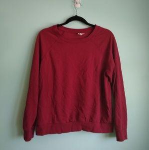 Maroon H&M Sweatshirt